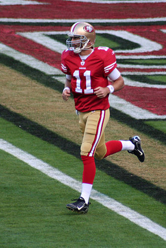 Alex Smith - Smith in November 2009