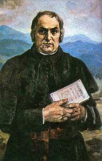 Alexander Dukhnovych priest, poet, writer, pedagogue, and social activist