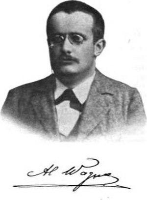 Alexander Wagner - Alexander Wagner