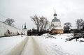 Alexandrov Kremlin and Transfiguration church 02 (winter, 2014) by shakko.JPG