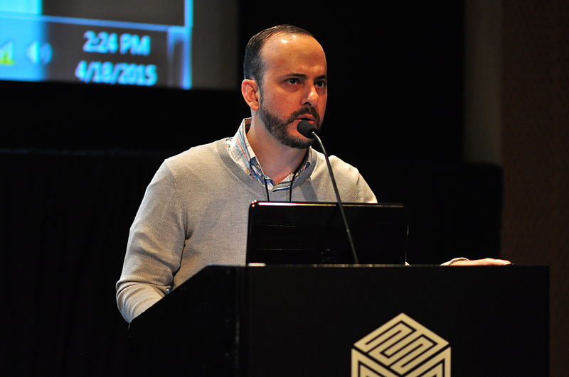 File:Alfred Soto - Pop Conference 2015 - 01 (16588224333).jpg