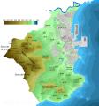 Algeciras mapa topográfico.png