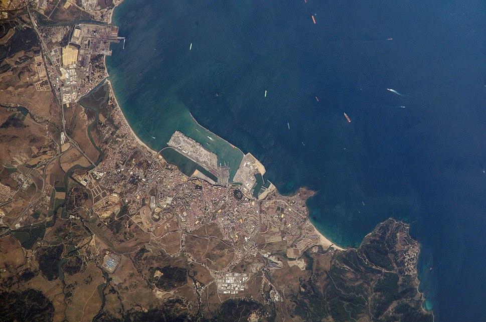 Algeciras satelite