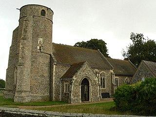 Beyton village in United Kingdom