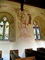 All Saints Church, Little Kimble Buckinghamshire, England. St George.jpg