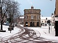 Alnwick, early-morning snow - geograph.org.uk - 1715640.jpg