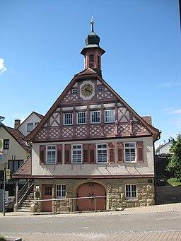 Altes Rathaus (Neckarrems) 2020 MTh 7813