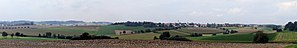 Altomünster - Panoramic view from the east