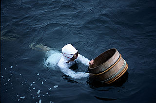 Ama (diving) Japanese pearl divers