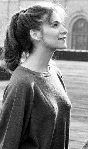 Amanda Plummer - Plummer in 1987