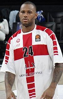Amath MBaye French basketball player