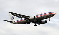 American Airlines Airbus A300-600 inbound to John F. Kennedy International Airport.jpg