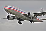 American Airlines Boeing 777-223ER, N750AN@LHR,05.08.2009-550hz - Flickr - Aero Icarus.jpg