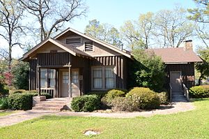 National Register of Historic Places listings in Chicot County, Arkansas