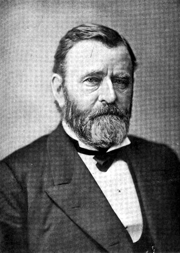 The Encyclopedia Americana 1920 Grant Hiram Ulysses