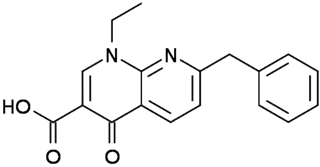 Amfonelic acid chemical compound