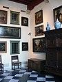Amsterdam - Rembrandthuis - antechamber.JPG