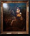 Amsterdam - Rijksmuseum - Late Rembrandt Exposition 2015 - Portrait of Frederick Rihel on Horseback 1663.jpg