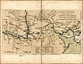 An accurate plan of the country between New York and Philadelphia - with the dispositions of the forces. LOC 2002620227.jpg