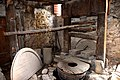 Ancient oil press in olive oil production workshop in Trsteno 12.jpg