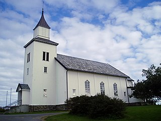 Andenes Church Church in Nordland, Norway