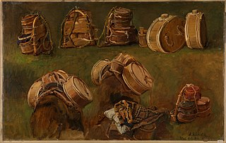 Study of Pack Saddles and other Objects