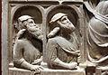 Andrea e nino pisano, phoroneus ossia la legislazione, 1348-50, dal lato sud del campanile 02.JPG