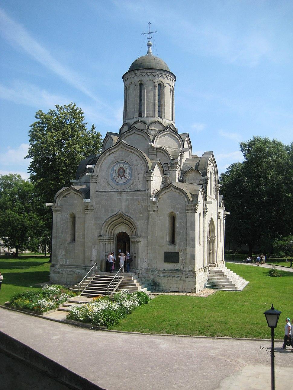 Andronikov monastery (Fall, 2012) by shakko 02
