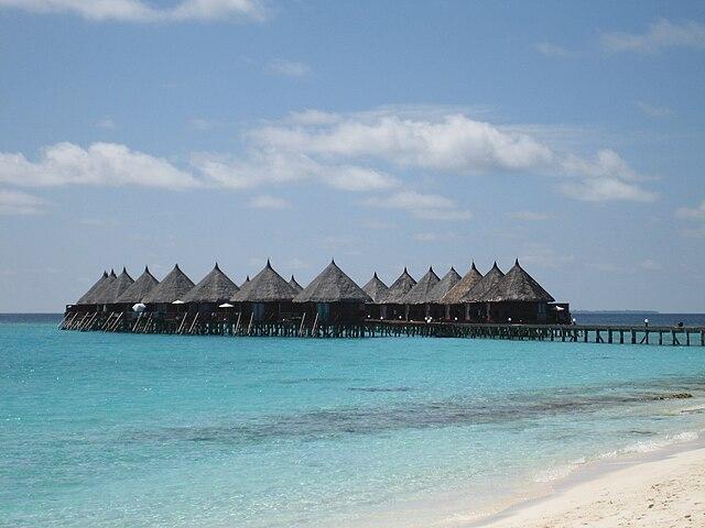 جاذبه های توریستی مالدیو