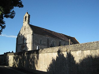 Anisy - Church of Saint Peter