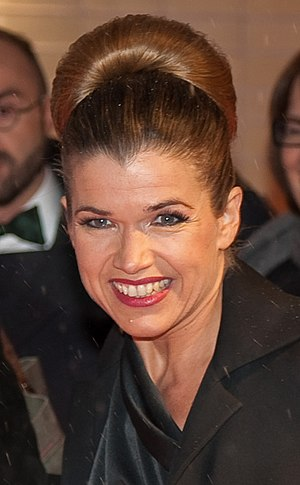 Anke Engelke - Anke Engelke at the 60th Berlin International Film Festival 2010