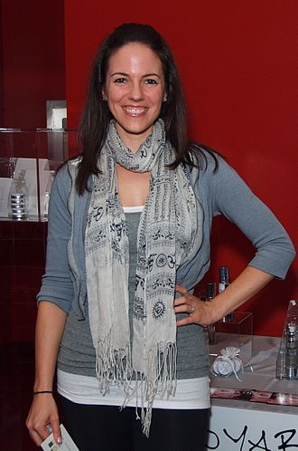 Anna Silk - Silk in November 2010