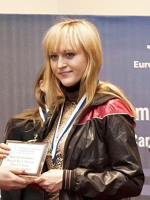 Women's World Chess Championship 2013 - Image: Anna Ushenina 2011