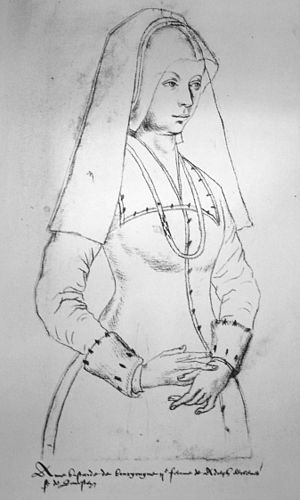 Recueil d'Arras - Image: Anna van bourgondië