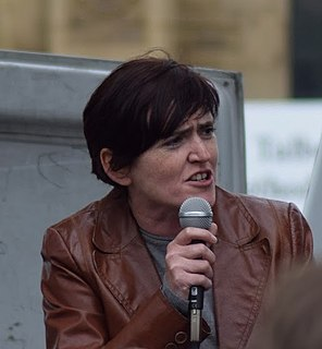 Anne Marie Waters Far-right politician in the UK
