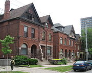 Annex houses