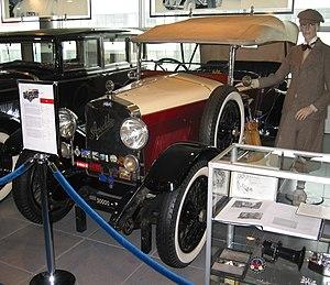 Ansaldo (car) - 1924 Ansaldo