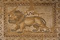 Antakya Archaeology Museum Lion mosaic sept 2019 6168.jpg