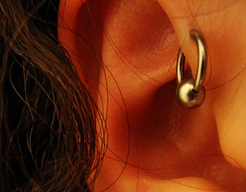 Anti Helix piercing Category:Helix piercings