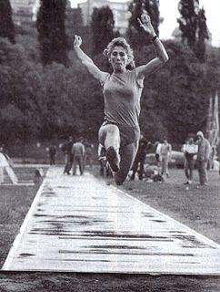 Antonella Capriotti athletics competitor