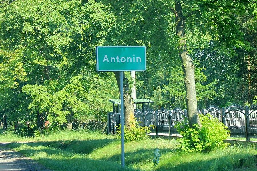 Antonin, Podlaskie Voivodeship