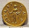 Antonino pio, aureo per marco aurelio cesare, 140-161 ca., 03.JPG