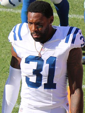 Antonio Cromartie - Cromartie with the Indianapolis Colts in 2016.