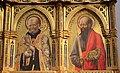 Antonio e bartolomeo vivarini, polittico da s. girolamo della certosa, 1450, 04.jpg