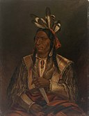 Antonion Zeno Shindler - Keokuk (The Watchful Fox), Junior - 1985.66.295,539 - Smithsonian American Art Museum.jpg