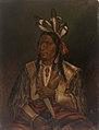 Antonion Zeno Shindler - Keokuk (The Watchful Fox), Junior - 1985.66.295,539 - Smithsonian American Art Museum.jpg