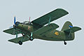 Antonov An2T 40 yellow (9502948811).jpg