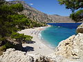 Apella-Bucht, Karpathos, Griechenland.JPG