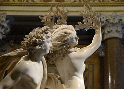 Michelangelo vs. Bernini in David Essay