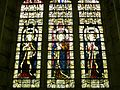 Apostles window 2, St Mary, Nettlestead.JPG